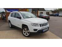 2012 Jeep Compass 2.0 ( 154bhp ) ( 2WD ) Sport FULL SERVICE HISTORY 1 OWNER