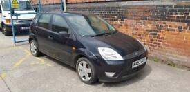 Ford Fiesta 1.4 Ltd Edn 2003.5MY Flame - SPARES OR REPAIRS