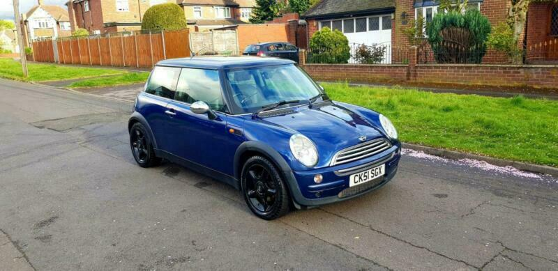 Mini Cooper 16 2001 12 Months Mot In Walsall West