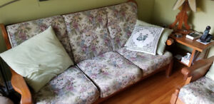 VENTE ÉCLAIR!  meubles à vendre (incluant frigo, poêle, laveuse)