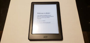 Kobo Glo HD Ereader Backlit Kindle Ebook Reader E-Ink