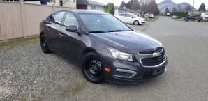 2016 Chevrolet Cruze Charcoal Grey Great Condition