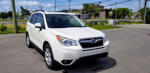 Subaru Forester 2016 2.5L Touring with EyeSight Technology