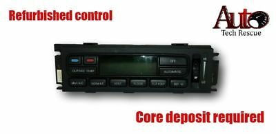 (2003-2011 Mercury Grand Marquis automatic heater and a/c climate control)