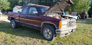 1993 GMC parting out