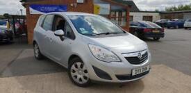 2011 Vauxhalll Meriva 1.7CDTi 16v ( 130ps ) ( a/c ) FULL SERVICE HISTORY 2 KEYS