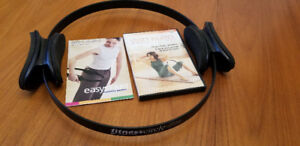 Stott Pilates - Fitness Circle Lite with DVD