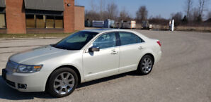 2007 Lincoln MKZ / ALL WHEEL DRIVE / NO ACCIDENTS / CERTIFIED