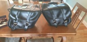 Willie and Max universal saddlebags