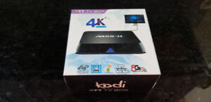 ANDROID KODI BOXES (BRAND NEW) - SALE PRICE: $119 TO AUG 29!