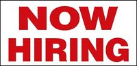 Now Hiring Automotive Staff for Large Company in Alliston
