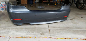 BMW  REAR BUMPER COVER FOR ANY 5 SERIES