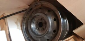 Good condition Steel rims for sale
