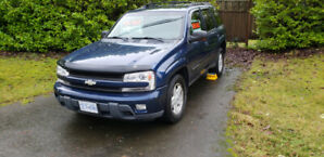 2002 Chevrolet Trailblazer LTZ SUV, Crossover