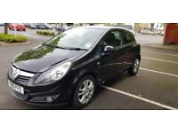 Vauxhall Corsa 1.2 SXi 16v petrol manual 2010 3dr FSH 2 Owners VGC Warranty