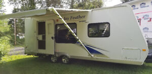 2010 Jay Feather Sport 22 ft Travel Trailer ***REDUCED***