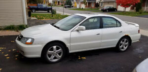 2003 Acura TL Type S (New Hankook Winter Tires Installed)