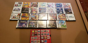 Collection Jeux 3ds & DS Game Collection