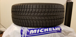 Now snow starts - Michelin X-Ice Xi3 215/55 R17 set of 4 tires