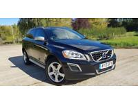 2013 Volvo XC60 2.4 D4 R-Design Nav Geartronic 4WD 1OWNER GREAT SPEC BEST COLOUR