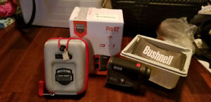 Bushnell  Pro X2 golf range finder