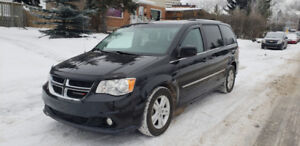 2013 Dodge Grand Caravan Only $9900 Call 780-919-5566