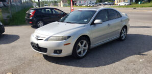 2008 MAZDA 6 S  GT / Auto Transmission / Very Good Condition