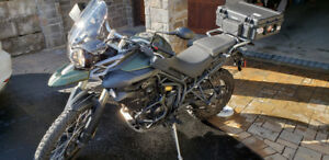 Triumph 800XC 2013 - Great Bike - Looking to sell fast