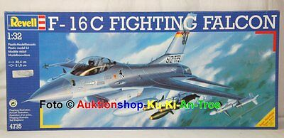 Revell 4735 - General Dynamics F-16 C Fighting Falcon - Bausatz 1:32 in OVP