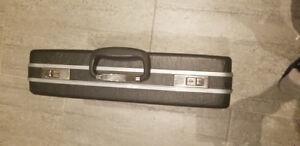 Vintage Hard Case McBrine Briefcase in good condition Antique