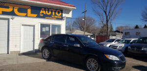 2012 Chrysler 200 Limited!ACTIVE!LEATHER!REMOTE START!SUNROOF