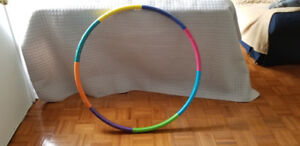Weighted Exercise Hula Hoop - New