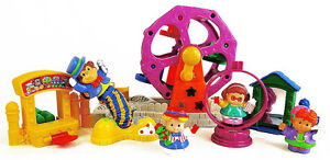 Grande roue musicale Little People Fisher-Price