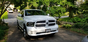 2016 Dodge Ram Sport 4x4 crew cab