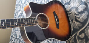Taylor 610ce in mint condition.