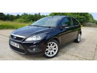 2008 Ford Focus 2.0 TDCi Zetec Facelift 3dr New MOT Full Service History