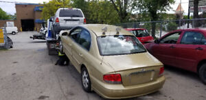 YR OLD CAR, SCRAP, UNUSED OR WRECKED CAN BRING YOU CASH, CALL US
