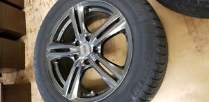 Aftermarket Rims & Tires