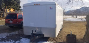 20ft Cargo Trailer...Wanting To Trade