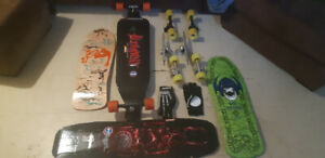 Longboarding and Skate items!!!!