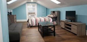Amazing newly renovated one bedroom apartment