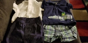 3-6 Month Baby Boy Spring/Summer Clothes