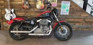 2011 Harley-Davidson XL1200N - Sportster Nightster