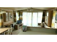 Top of the Range sited STATIC CARAVAN FOR SALE - CALL Jim 07986 276 243