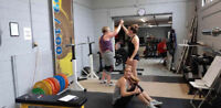 Personal Training in Guelph - Lift Weights safely and get fit!