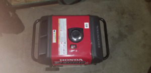 Honda Generator EU3000is - LOW hours