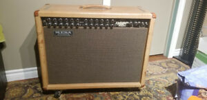 MESA BOOGIE ROAD KING CUSTOM  HAND MADE WITH NATURAL LEATHER