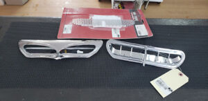 Harley-Davidson fairing vent accessories for 2014 and later