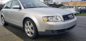 Selling My Baby: Audi A4 Quattro Avant 3.0L - Only 127,000KM!