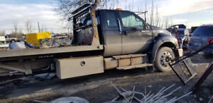 2007 Ford F-650 Tow Truck  5.9L For Sale